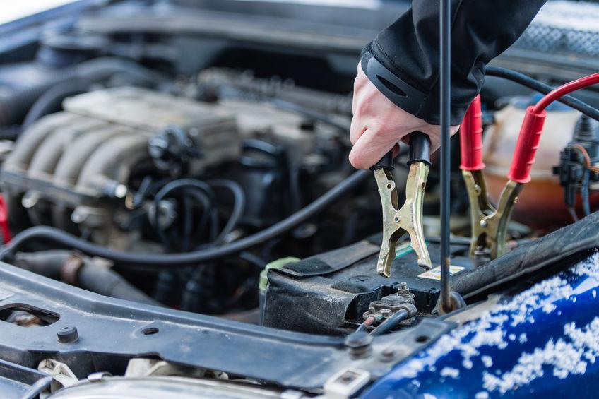 Auto Starthilfe geben - Schritt für Schritt Anleitung