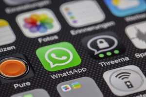 Suchen in WhatsApp Chats mit Apple iPhone (iOS)