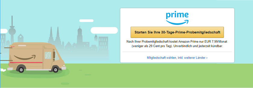 Amazon-Prime-Probemitglieds