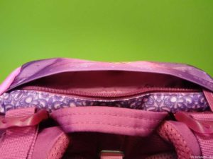 Herlitz Motion Plus Test Tasche im Deckel