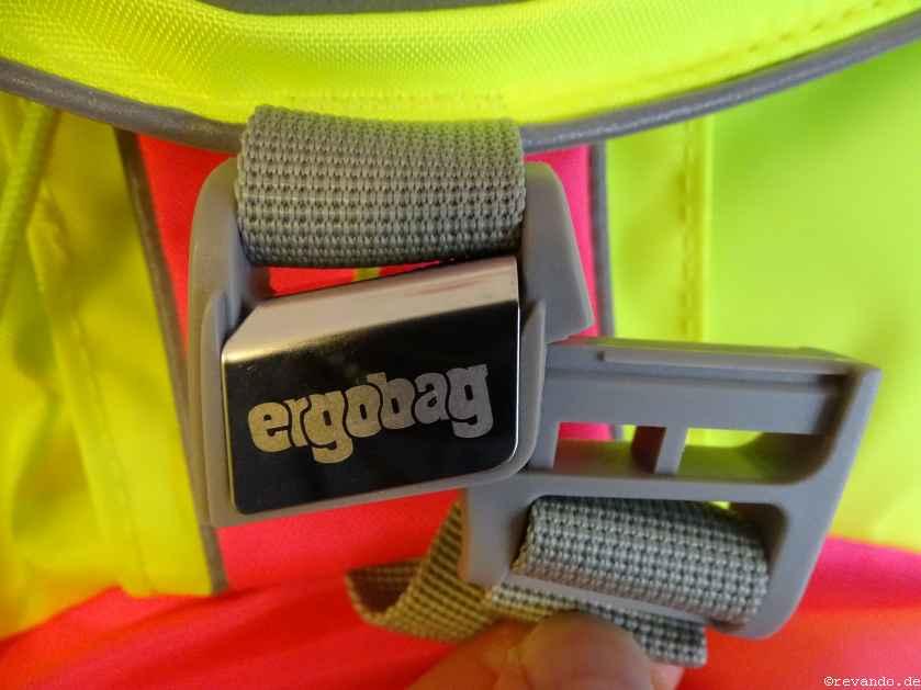 Ergobag pack Neo Edition Verschluss