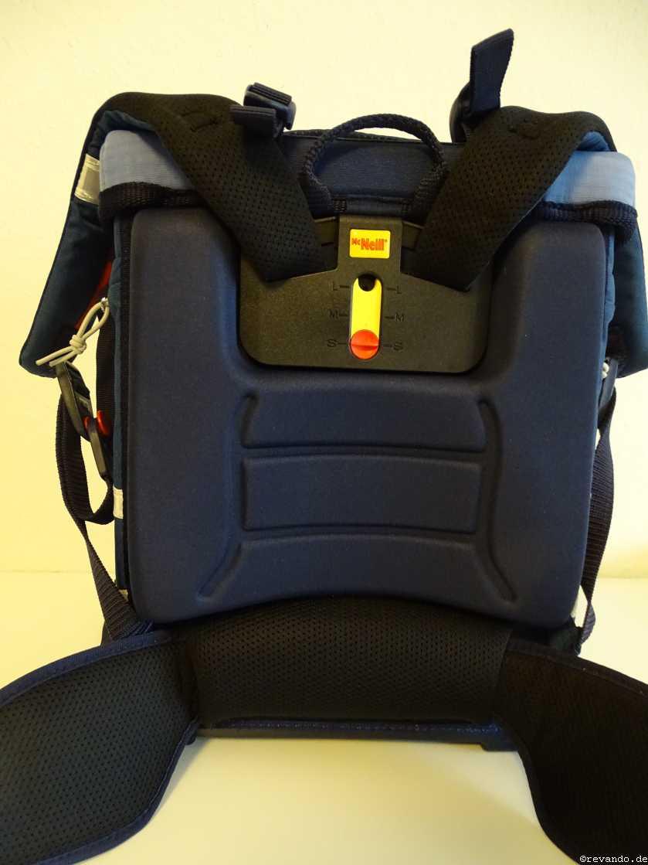 McNeill Ergo Primero ergonomisches Rückenpolster