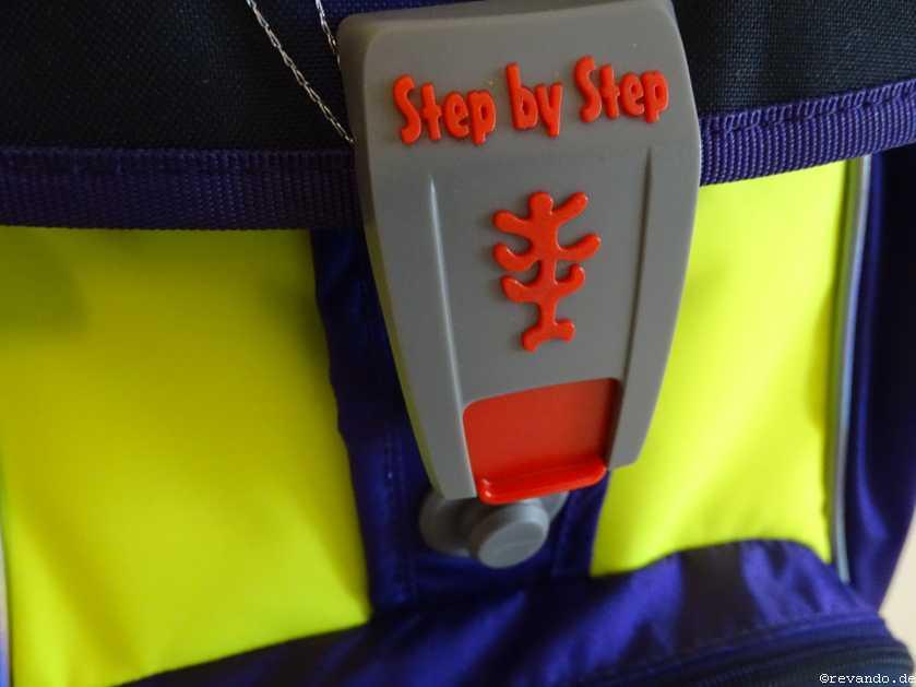Step by Step 2-in-1 Verschluss