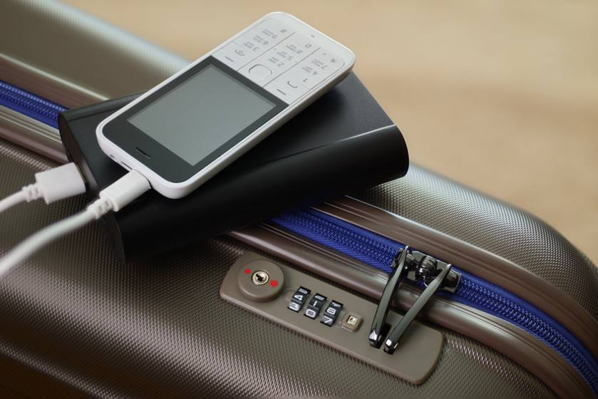 Smarte Koffer