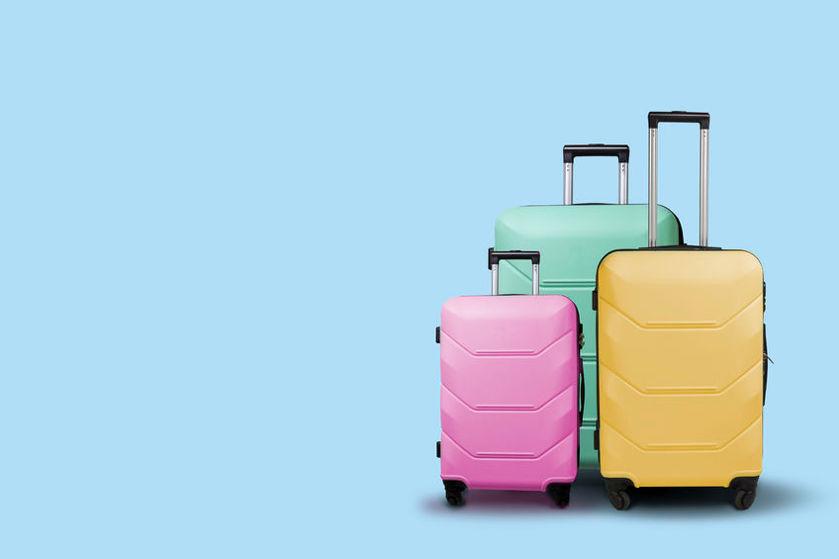 Koffergrößen Tabelle - alle Richtgrößen in der Übersicht