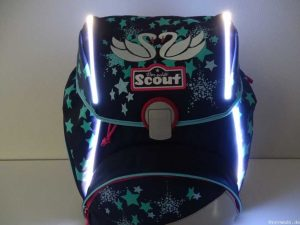 Scout Alpha Safety Light LED Licht an