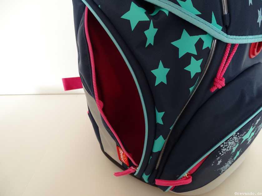 Scout Alpha Safety Light Seitentaschen für Trinkflaschen