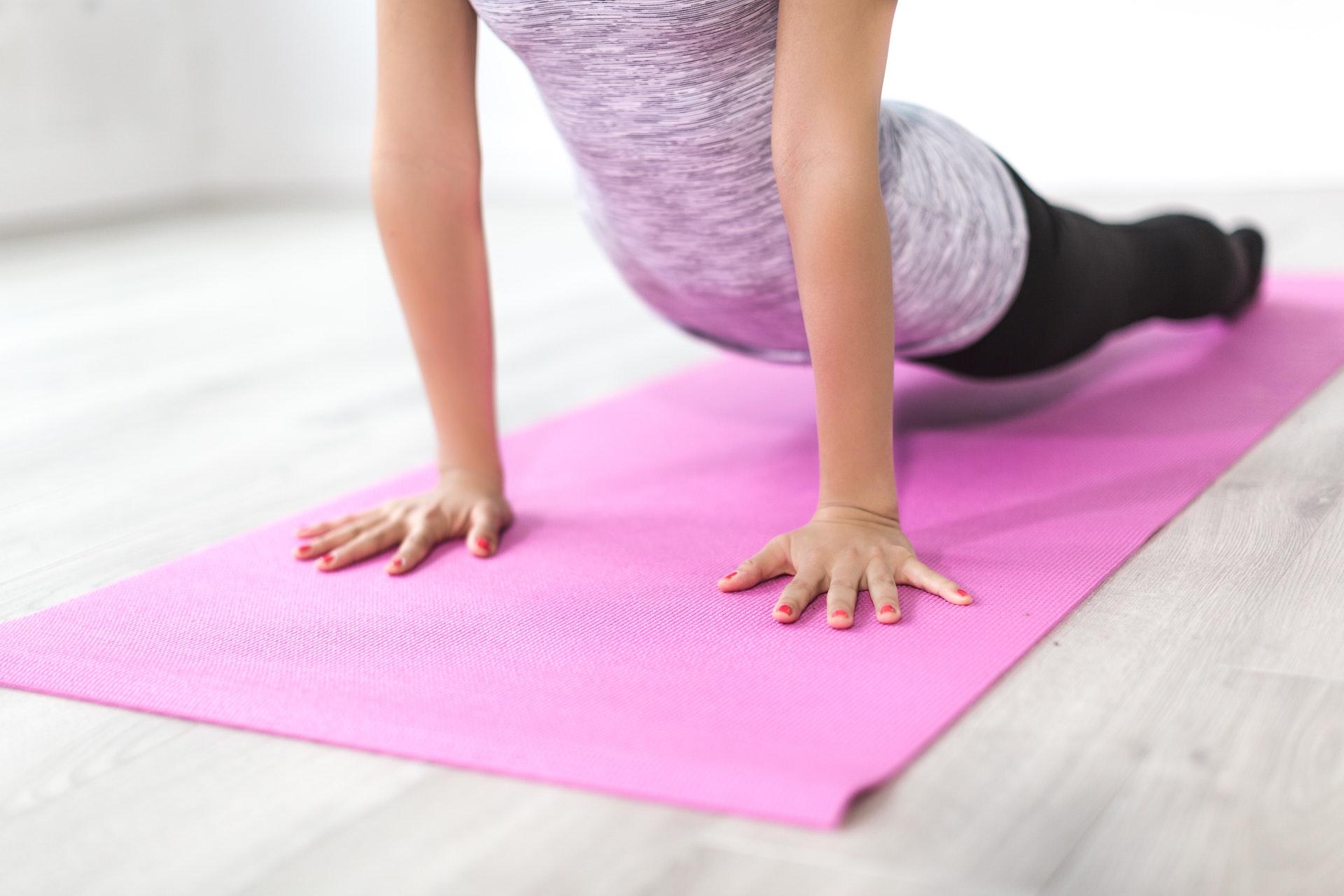 Die 5+ besten Yogamatten - Vergleich & Ratgeber